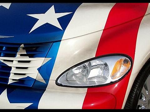 Amerikansk bil